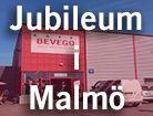 10-årsjubileum på Malmöfilialen