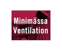 Minimässa Ventilation april 2015.