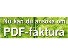 Nu är det hög tid att byta till PDF-faktura!
