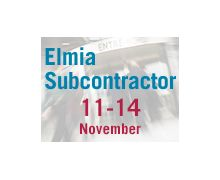 Elmia Subcontractor 2014.