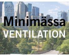 Minimässa Ventilation december 2014.